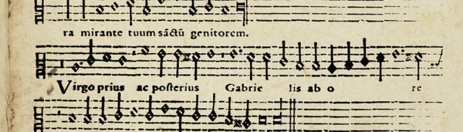 Floriano Canale Sacrae Cantiones preview