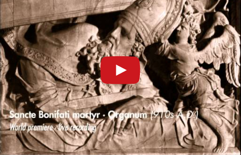 Earliest Piece of Polyphonic Music - Palma Choralis
