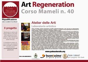 Art Regeneration 2015 Palma Choralis