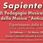 Psallite sapienter · Early Music Course 2015
