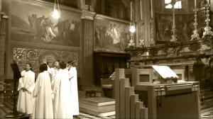 Palma Choralis Ensemble-sacred music performance