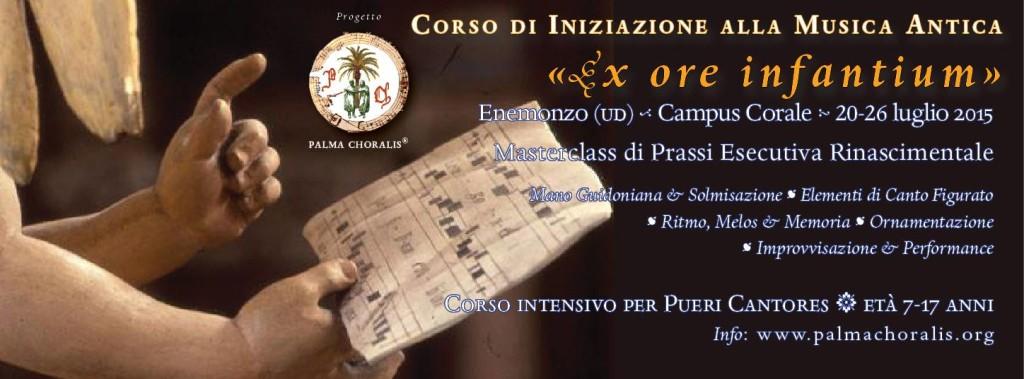 Ex ore infantium 2015 - 2ed