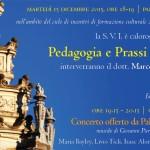 Pedagogia e Prassi della Musica Antica (Roma 2015)