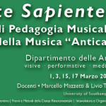 NEWS - Psallite sapienter · Early Music Course 2016