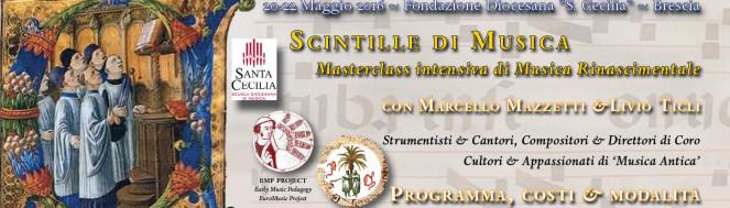 Masterclass Brescia 2016 Palma Choralis