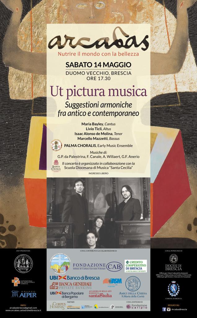 Ut Pictura Musica Arcabas Brescia 2016 Palma Choralis_3