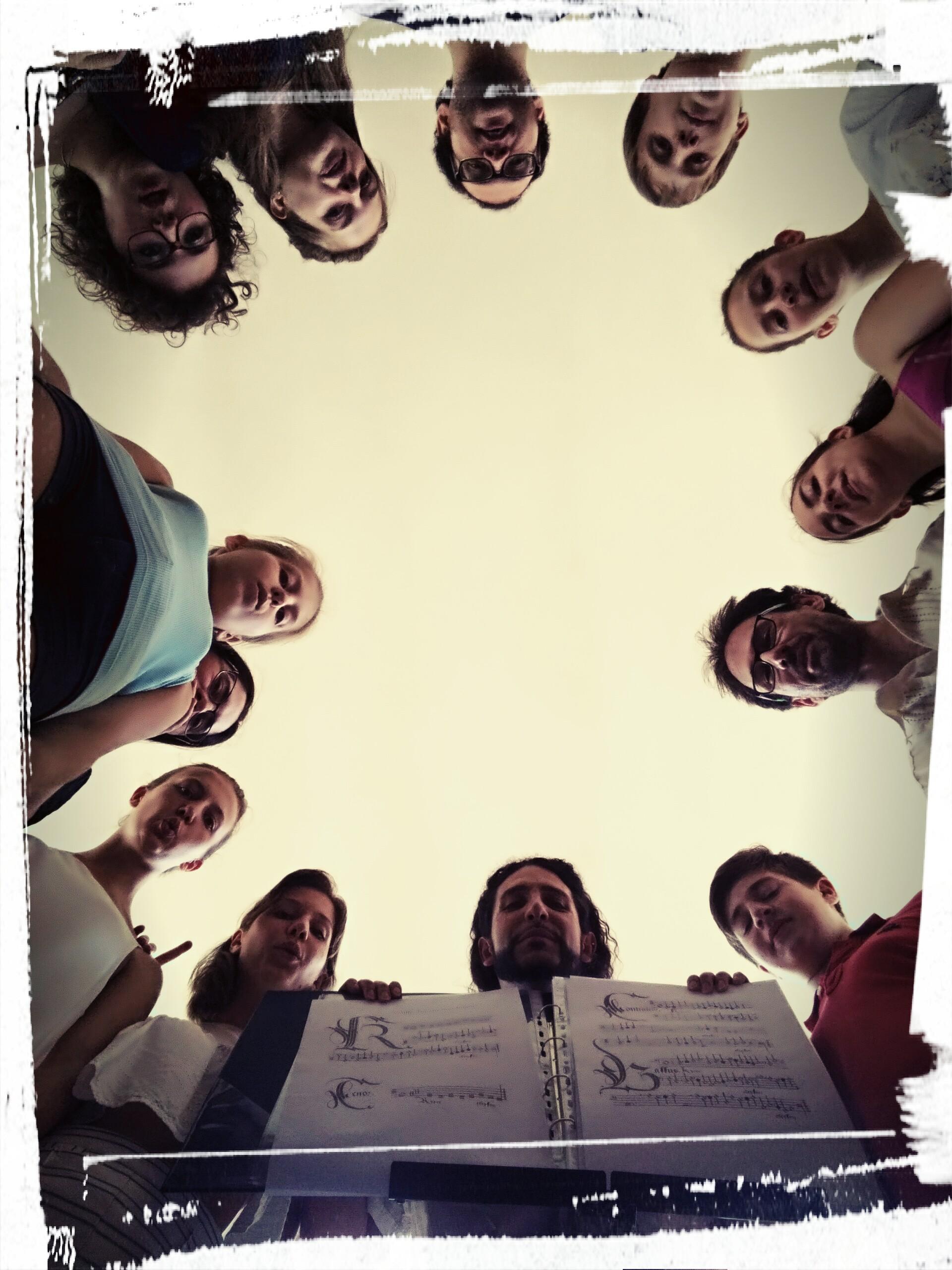 Ex ore infantium 2016 Palma Choralis - Oratorio Purità