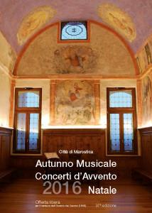 Autunno Musicale 2016 Marostica Palma Choralis