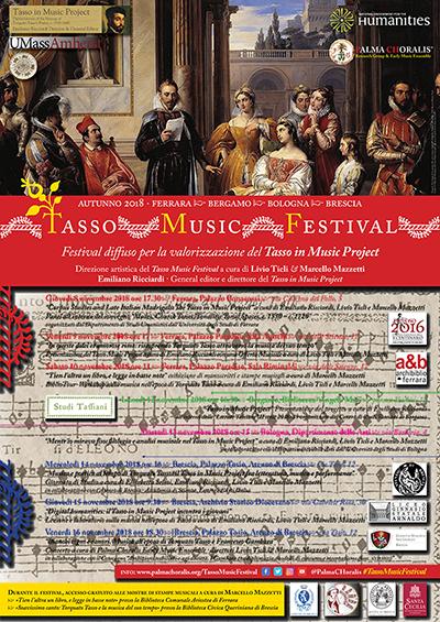 # TassoMusicFestival Poster