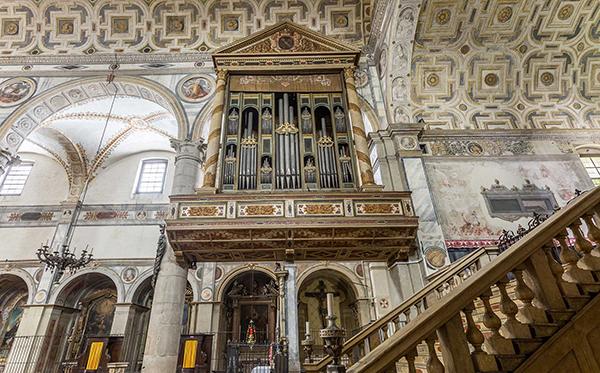 Historical Venues Palma Choralis
