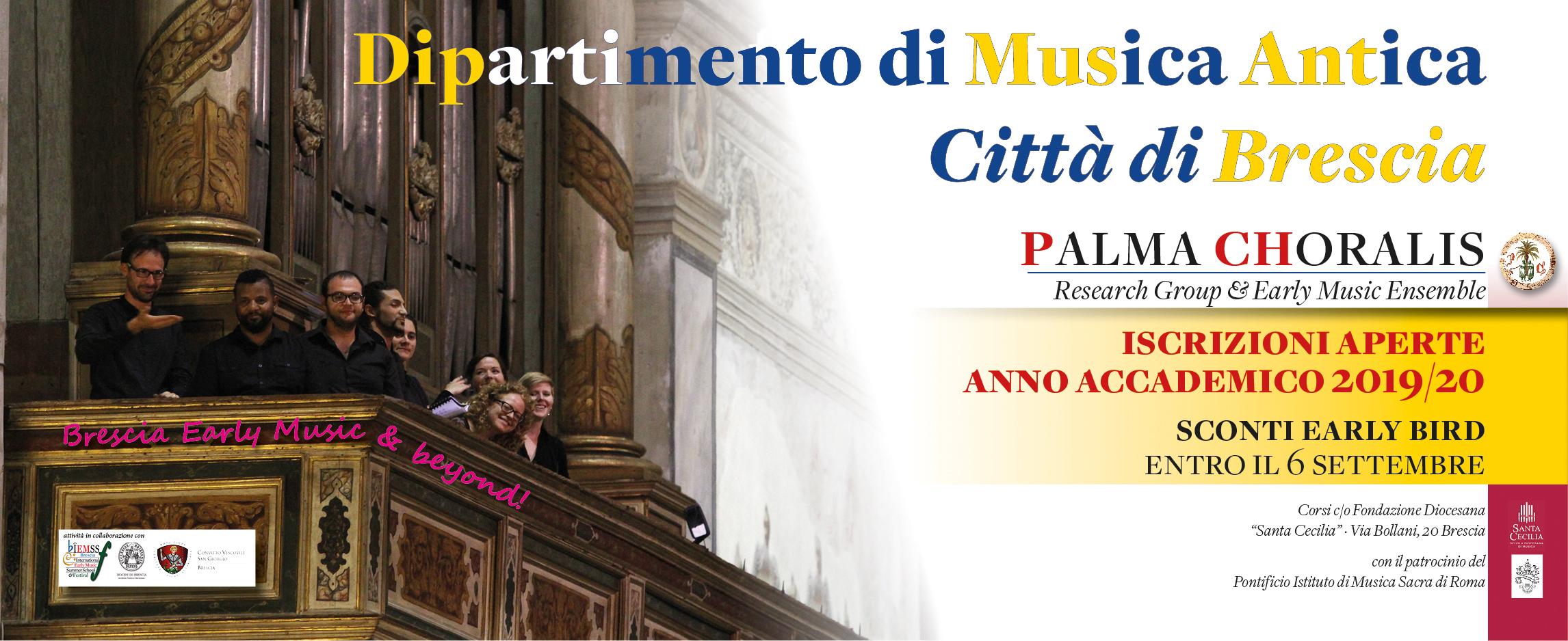 Dipartimento Musica Antica Brescia