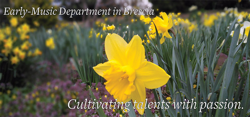 Early Music Department Brescia: Cultivating Talents with Passion